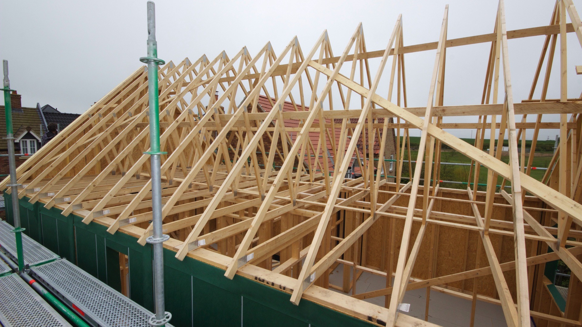Yorkshire timber engineering ltd for Engineered roof trusses prices